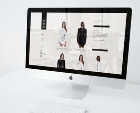 Profesionalus el. parduotuvių dizainas