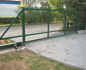 Vartai, vartų automatika
