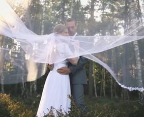 Vestuvių, švenčių ir renginių filmavimas bei montažas.