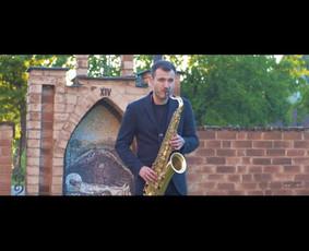 Saksofonistas Juozas Kuraitis Jūsų šventei !!!