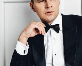 Renginių vedėjas Tas Vytautas