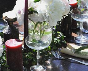 Secret garden: švenčių dekoravimas