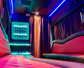 Party bus, Limobus nuoma