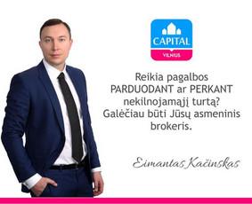 NT ekspertas Eimantas Kačinskas