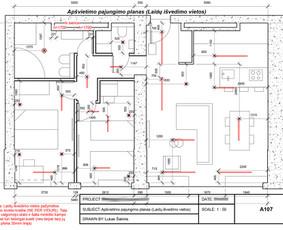 Interjero/eksterjero dizainas, 2D/3D projektavimas
