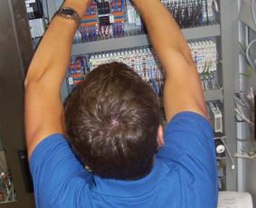 Visi elektros montavimo darbai