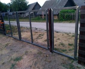 Suvirinimo darbai Vilniuje