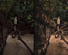 Nuotraukų retušavimas/koregavimas
