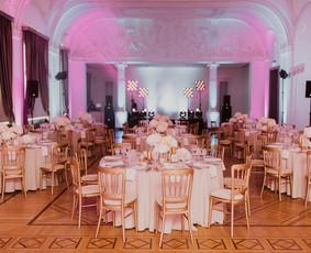 Vestuvių šventės planavimas, koordinavimas, dekoravimas