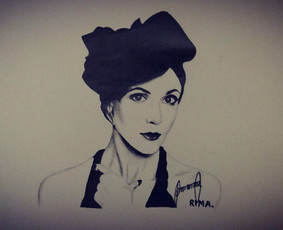 Piešiu portretus, kuriu tatuiruočių idėjas