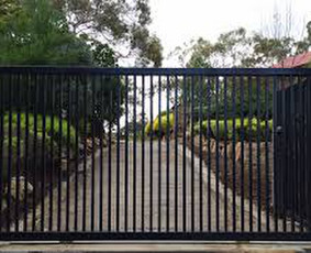 tvorų, vartų bei metalinių konstrukcijų gamyba