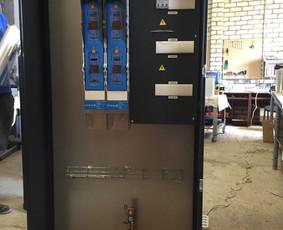 Elektros skirstomųjų skydų gamyba ir surinkimas