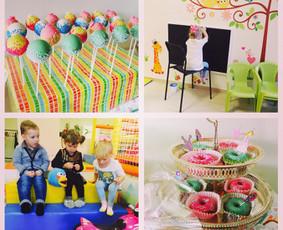Vaikų žaidimų kambarys