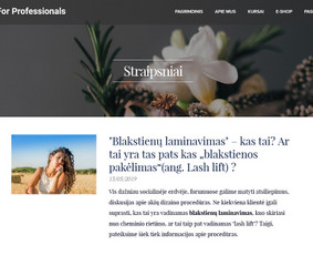 SEO|SEM|WEB kūrimas|E-Shop kūrimas|Facebook administravimas