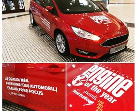 Reklaminiai lipdukai automobiliams ar biurui gera kaina