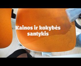 Valyktai – Minkštų baldų ir kilimų valymas
