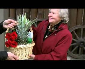 Gėlių pristatymas Lietuvoje ir užsienyje