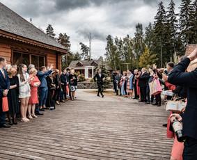 Renginių vedėjas Artūras Jakovenka