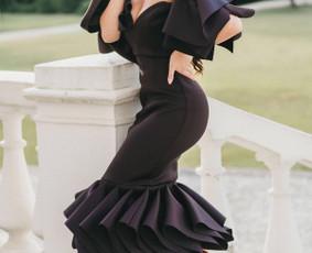 Stilingų suknelių nuoma, stilizuotos fotosesijos, stilistė