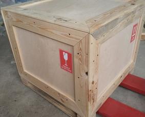 Medinių transportavimo dėžių gamyba