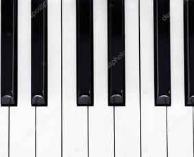 Privačios fortepijono pamokos