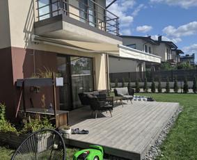 Lauko  žaliuzių, terasos markizių montavimas, remontas