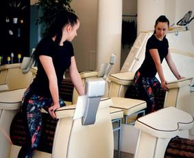 Liekninamieji ir stangrinamieji masažai,vakumo treniruokliai