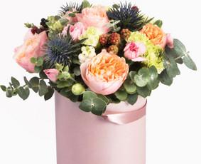 Gėlių puokštės, dėžutės, kompozicijos ir kt - Pasaulio gėlės