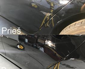 Automobilių poliravimas | Nano danga Kaune, Kėdainiuose