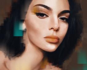 Portretų piešimas