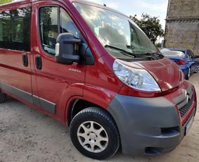 Keleivinių ir krovininių mikroautobusų nuoma DonAuto