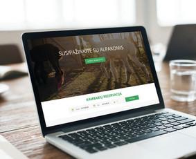 Interneto puslapiai | NBRANDED