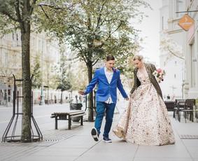 Vestuvės, šeima, vaikai, foto-studija