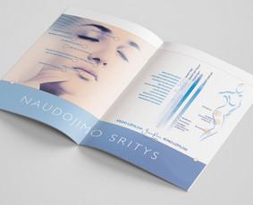 Grafikos dizainas, logotipų kūrimas, maketavimas