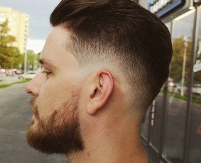 Vyrų kirpėjas - barzdaskutys