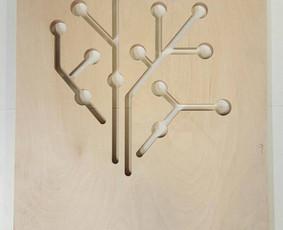 CNC frezavimo paslaugos, filinginiai fasadai, HPL frezavimas