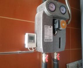 Geoterminis šildymas, katilinės,visos santechniko paslaugos