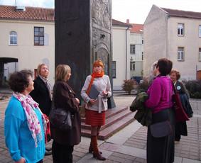 kelionės po Lietuvą, Latviją, gidai, maršrutų rengimas