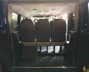 Keleivių pervežimai