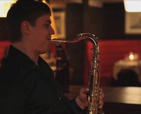 Saksofonistas Kaunas, Vilnius, Klaipėda - Saksofono muzika