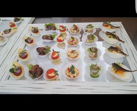 Maitinimas, maistas renginiams