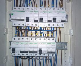Elektros instaliacijos paslaugos