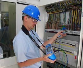 Objektų pridavimas Valstybinei energetikos inspekcijai.
