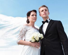 Klasikinė vestuvių fotografija