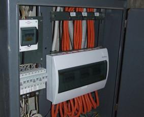 Atestuotų elektrikų paslaugos. Elektros ūkio priežiūra.