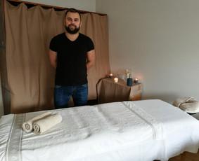 Masažo paslaugos Vilniuje