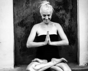 Jogos ir meditacijos instruktorė
