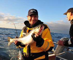 Žvejybinės išvykos į Baltijos jūrą bei Kuršių marias