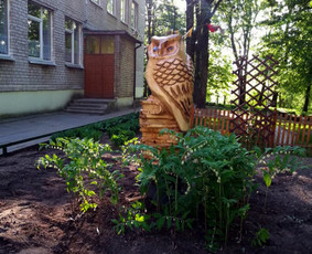 Skulptorius Vilniuje
