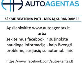 Jūsų asmeninis automobilio agentas